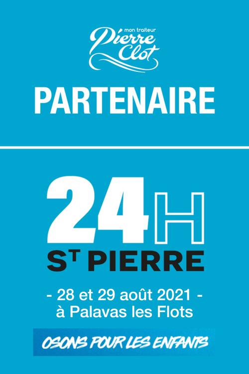 Partenaire des 24h de St Pierre