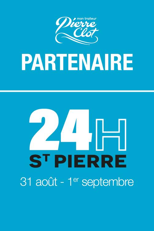 Partenaire des 24 heures de St Pierre