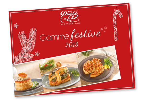 Catalogue Festif 2018