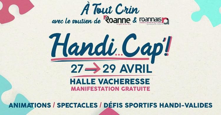 Partenaire de l'évènement Handi...Cap'!
