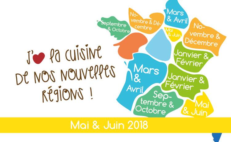 En mai & juin, Occitanie & Ile de France