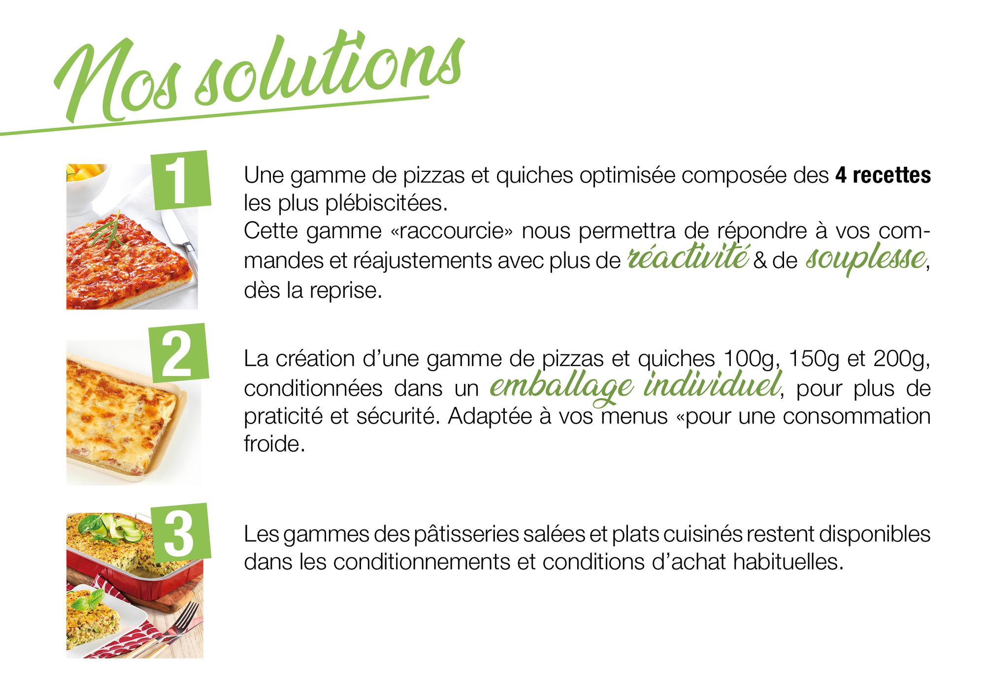nos solutions