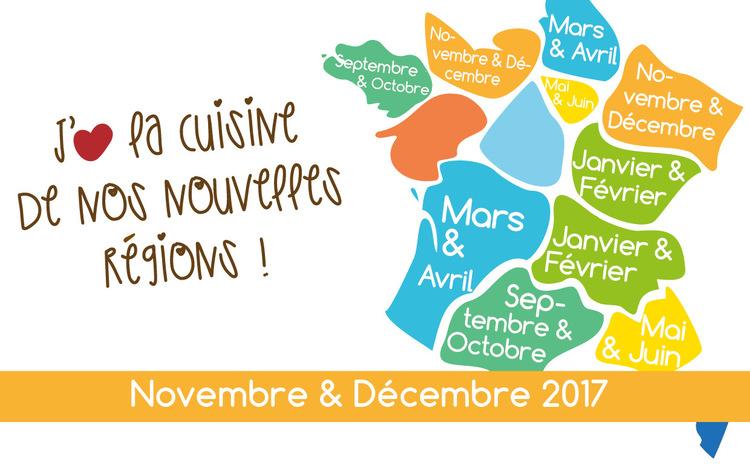 En novembre et décembre, Grand Est et Normandie