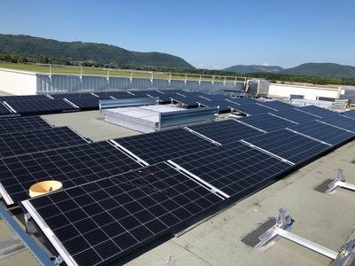 Pause panneaux solaires