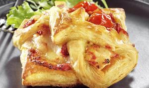 Dentelle Tomates Mozzarella