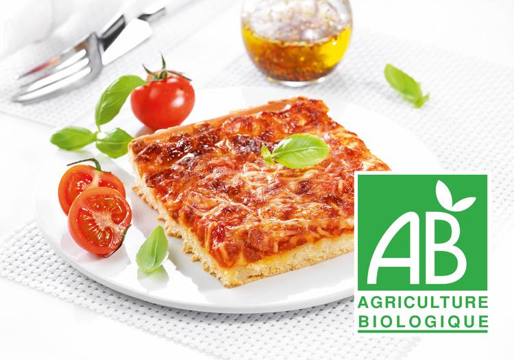 NOUVEAU ! Pizza BIO 3 fromages