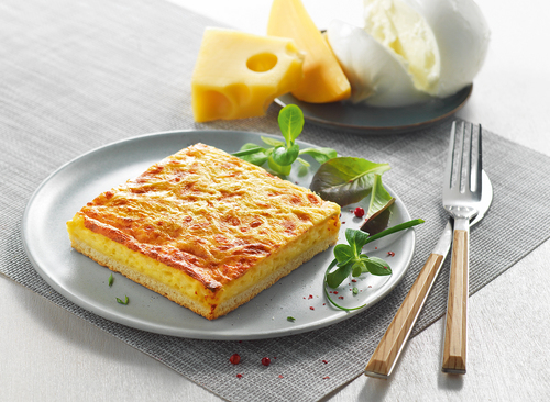 Tarte 3 Fromages