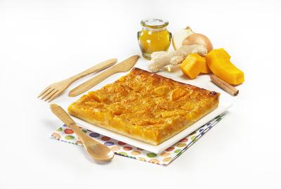 Tarte butternut sucrée